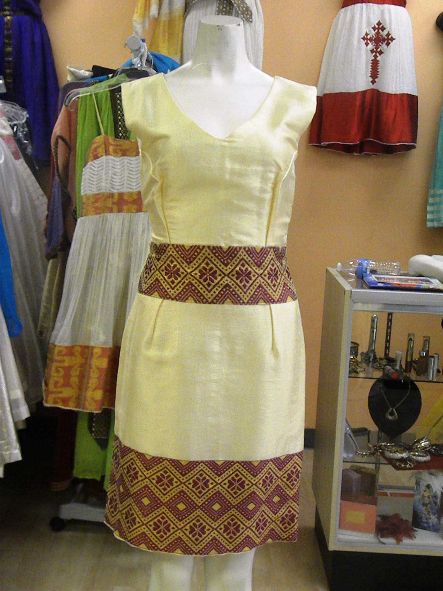 Dress | Betty Habesha Cloth
